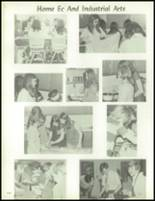 1973 Carrollton High School Yearbook Page 136 & 137