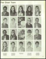 1973 Carrollton High School Yearbook Page 142 & 143