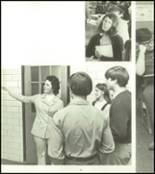 1971 Asheboro High School Yearbook Page 40 & 41