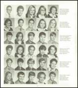 1971 Asheboro High School Yearbook Page 76 & 77