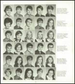 1971 Asheboro High School Yearbook Page 86 & 87
