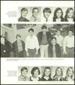 1971 Asheboro High School Yearbook Page 98 & 99