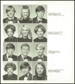1971 Asheboro High School Yearbook Page 104 & 105
