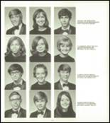 1971 Asheboro High School Yearbook Page 106 & 107