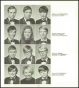 1971 Asheboro High School Yearbook Page 108 & 109