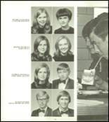 1971 Asheboro High School Yearbook Page 110 & 111