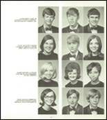 1971 Asheboro High School Yearbook Page 112 & 113