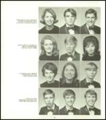 1971 Asheboro High School Yearbook Page 114 & 115
