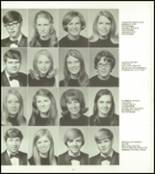 1971 Asheboro High School Yearbook Page 116 & 117