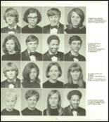 1971 Asheboro High School Yearbook Page 122 & 123