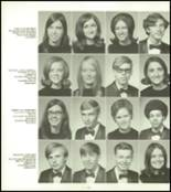 1971 Asheboro High School Yearbook Page 124 & 125
