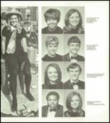 1971 Asheboro High School Yearbook Page 126 & 127
