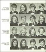 1971 Asheboro High School Yearbook Page 128 & 129