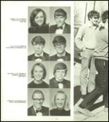 1971 Asheboro High School Yearbook Page 132 & 133