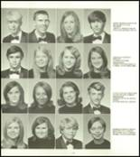 1971 Asheboro High School Yearbook Page 134 & 135