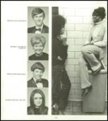 1971 Asheboro High School Yearbook Page 136 & 137