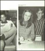 1971 Asheboro High School Yearbook Page 142 & 143