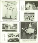 1971 Asheboro High School Yearbook Page 222 & 223