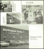 1971 Asheboro High School Yearbook Page 226 & 227