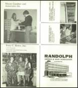 1971 Asheboro High School Yearbook Page 228 & 229