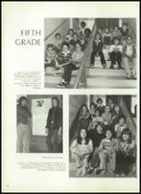 1977 Park High School Yearbook Page 16 & 17