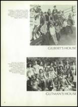 1977 Park High School Yearbook Page 20 & 21
