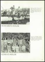 1977 Park High School Yearbook Page 22 & 23