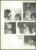 1977 Park High School Yearbook Page 70 & 71