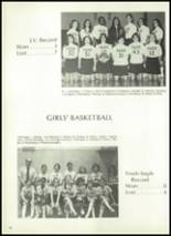 1977 Park High School Yearbook Page 78 & 79