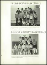 1977 Park High School Yearbook Page 80 & 81