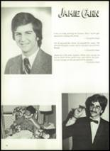 1977 Park High School Yearbook Page 100 & 101