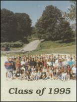 1995 East Lyme High School Yearbook Page 12 & 13