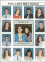 1995 East Lyme High School Yearbook Page 14 & 15