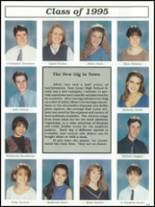 1995 East Lyme High School Yearbook Page 16 & 17