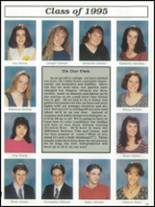 1995 East Lyme High School Yearbook Page 18 & 19