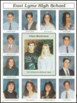 1995 East Lyme High School Yearbook Page 20 & 21