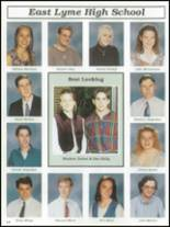 1995 East Lyme High School Yearbook Page 22 & 23