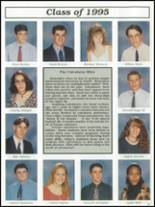 1995 East Lyme High School Yearbook Page 24 & 25
