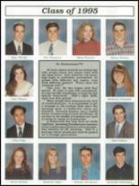 1995 East Lyme High School Yearbook Page 26 & 27