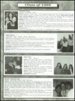 1995 East Lyme High School Yearbook Page 44 & 45
