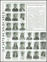 1995 East Lyme High School Yearbook Page 110 & 111