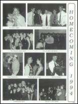 1995 East Lyme High School Yearbook Page 142 & 143