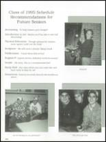 1995 East Lyme High School Yearbook Page 164 & 165