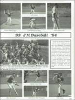 1995 East Lyme High School Yearbook Page 166 & 167