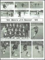 1995 East Lyme High School Yearbook Page 186 & 187
