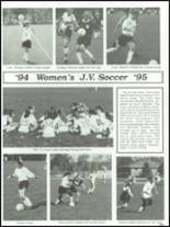 1995 East Lyme High School Yearbook Page 188 & 189