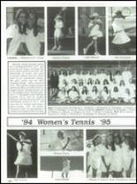 1995 East Lyme High School Yearbook Page 194 & 195