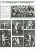 1995 East Lyme High School Yearbook Page 196 & 197