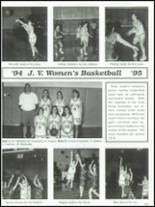 1995 East Lyme High School Yearbook Page 200 & 201