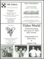 1995 East Lyme High School Yearbook Page 214 & 215